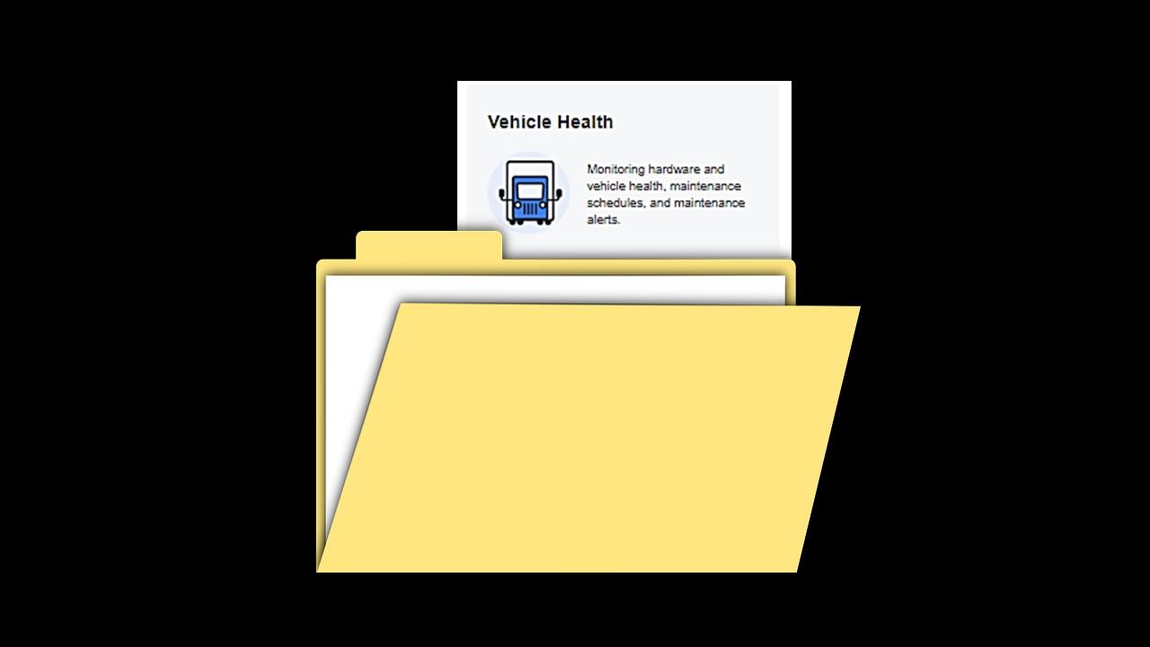 Vehicle Health Reports