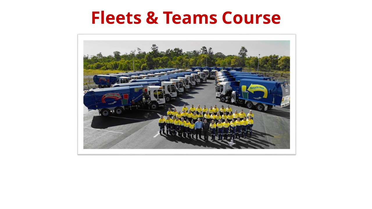 Fleets & Teams Course
