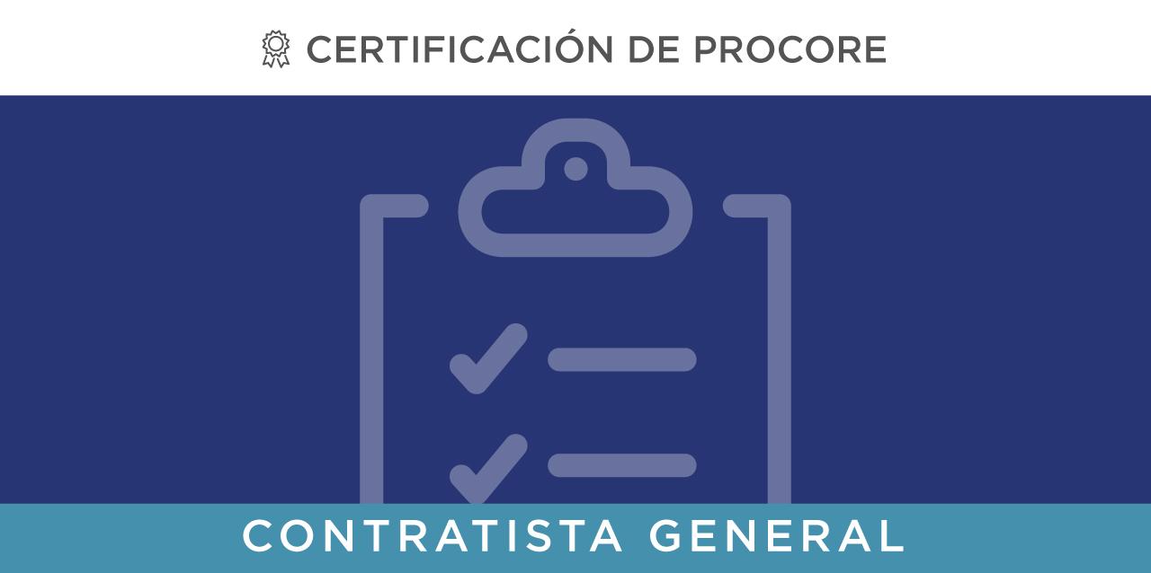 Gerente de proyecto: administración financiera - contratista general
