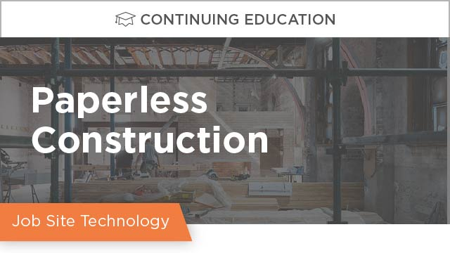 Paperless Construction