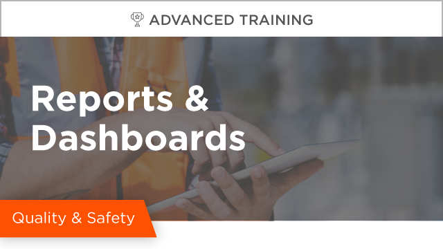 Reports & Dashboards