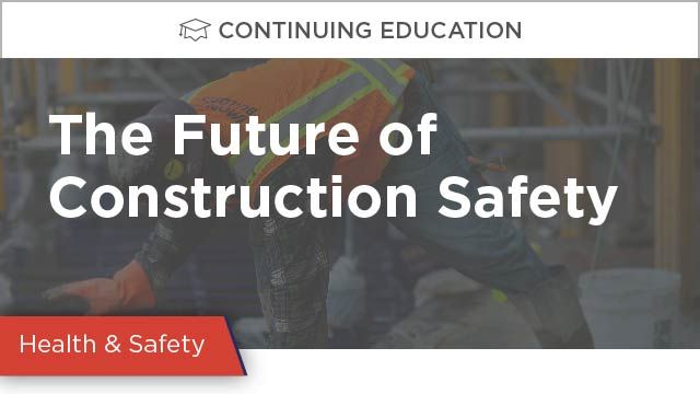 The Future of Construction Safety? You're Wearing It