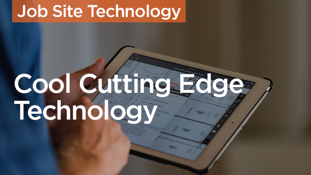 Cool Cutting Edge Technology: What's Ahead