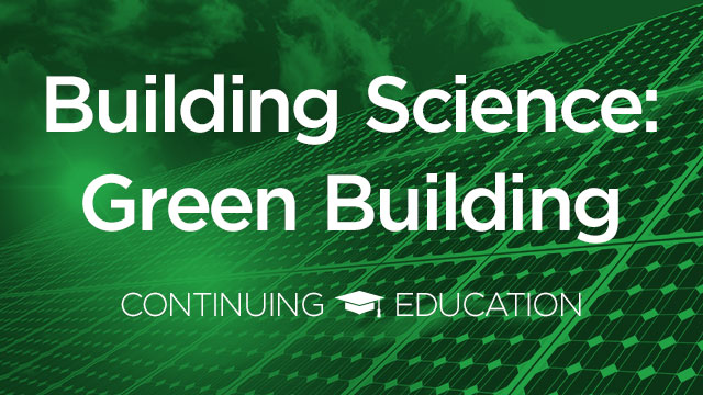 The Future of Green Building Technology