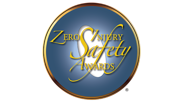 TAUC: Zero Injury Safety Awards