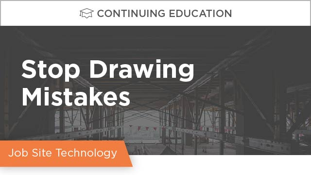 Stop Drawing Mistakes
