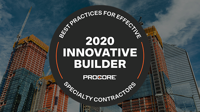 Request your Innovative Builder sticker here!