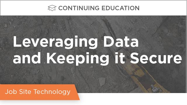 Leveraging Data and Keeping it Secure in a Collaborative Environment