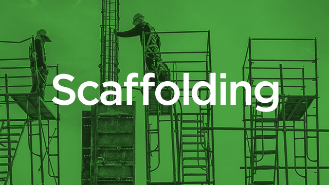 Procore Safety Qualified: Scaffolding