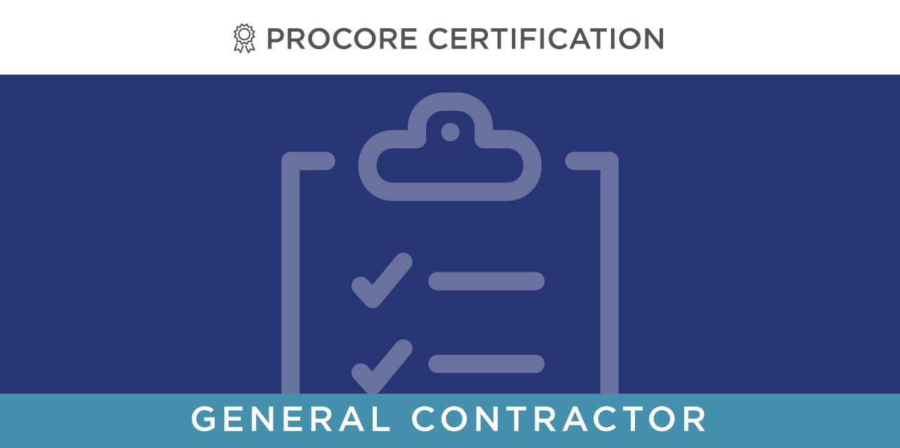 Project Manager: Core Tools -- at General Contractor