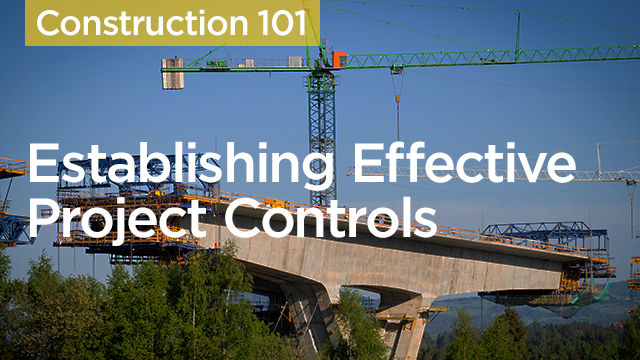 The Complete Guide to Establishing Effective Project Controls