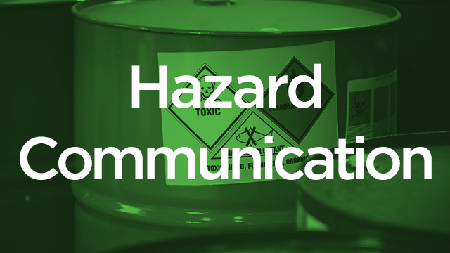 Procore Safety Qualified: Hazard Communication