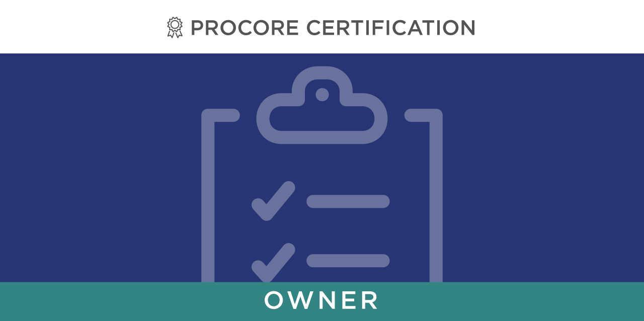 Project Manager: Project Financials -- at Owner