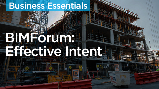 Effective Intent: Coordination, Process, and Collaboration