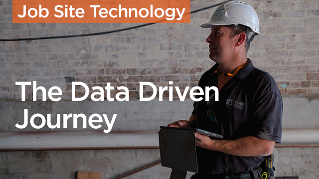 The Data Driven Journey
