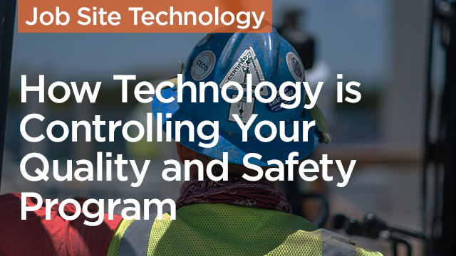 How Technology is Controlling Your Quality and Safety Program