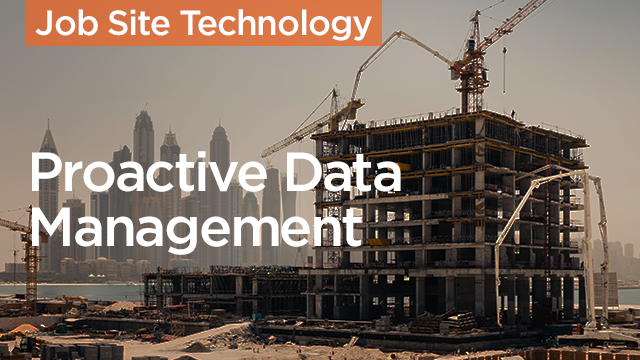 You've Got Data: Proactive Data Management