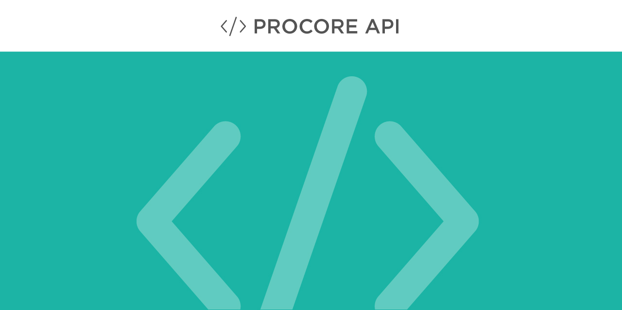 Introduction to Procore's API