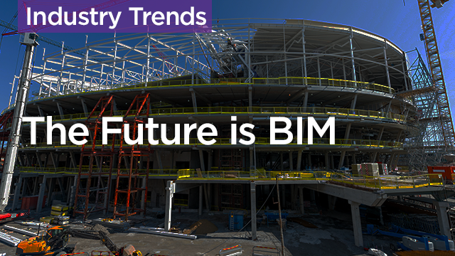 The Future is BIM: Because Information Matters