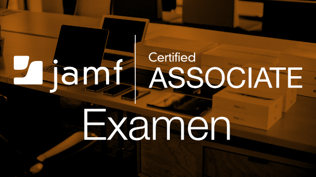 Examen Jamf Certified Associate - Français