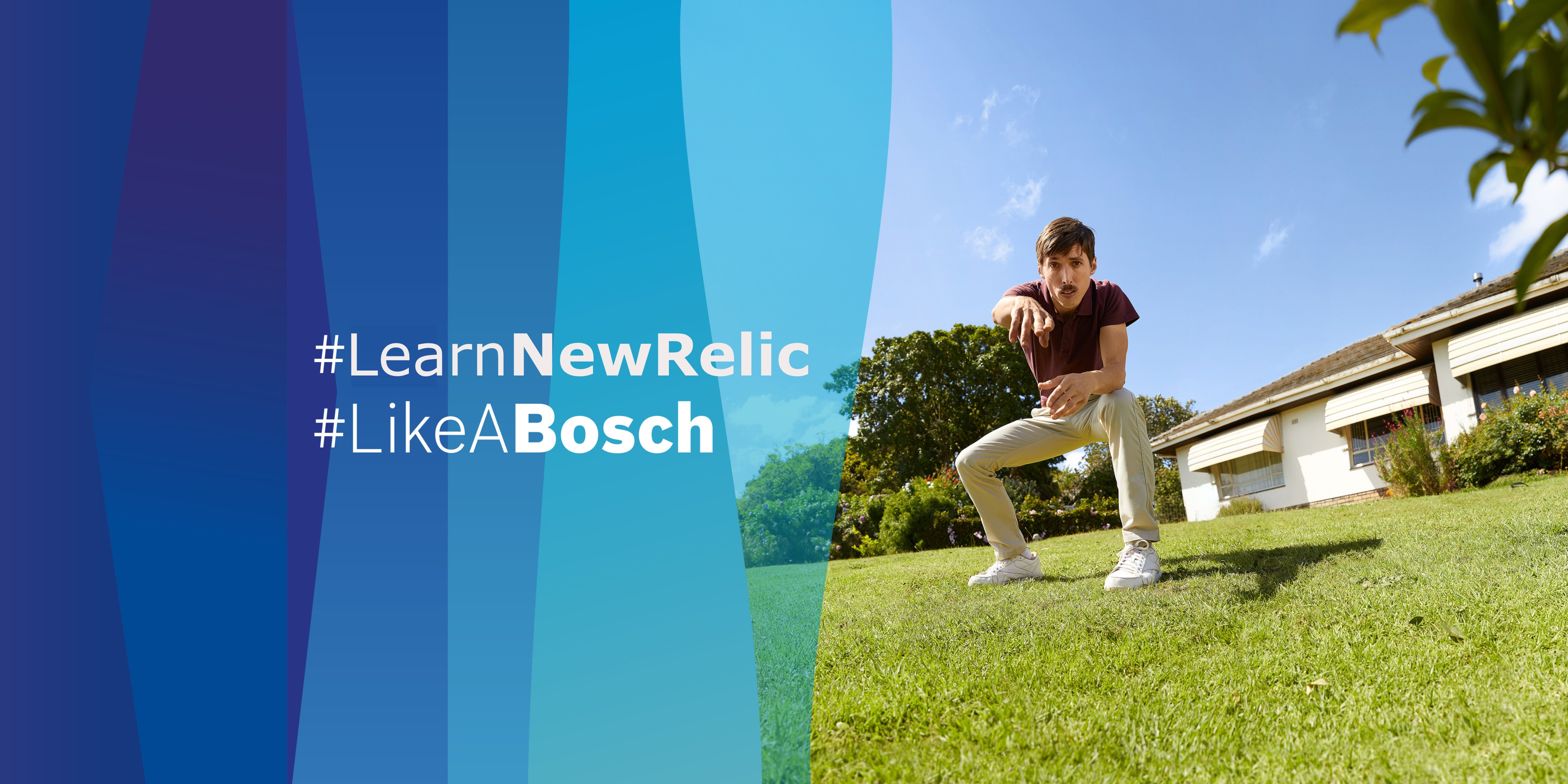 BOSCH - New Relic Learning Path