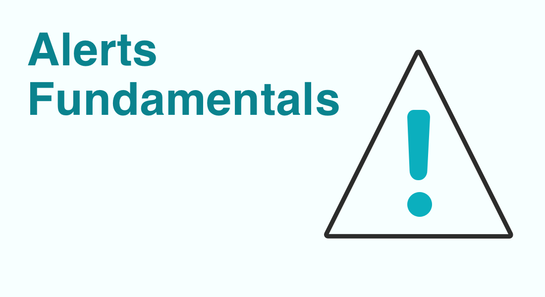 New Relic Alerts Fundamentals