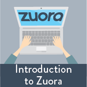 Introduction to Zuora