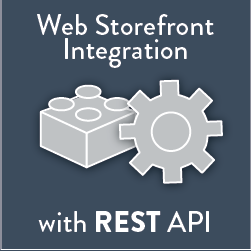 Web Storefront Integration with REST API