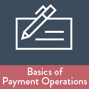 Basics of Payment Operations