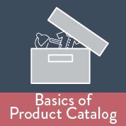 Basics of Product Catalog