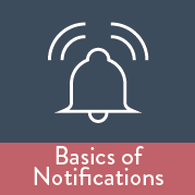 Basics of Notifications