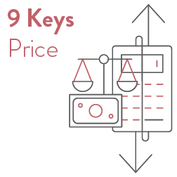 9 Keys: Price in Support of Business Goals