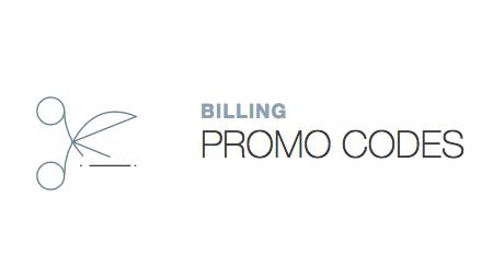 Zuora Connect: Promo Codes