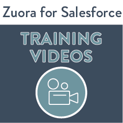 Zuora for Salesforce: Rules Engine