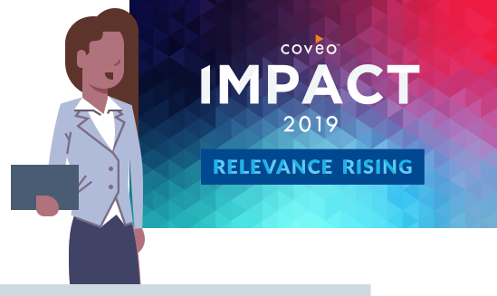 Coveo - From Search to AI-Powered Relevance: Maximizing the Value of Coveo on your Website