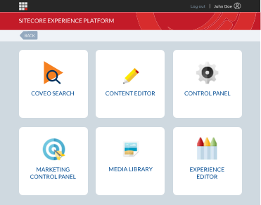 Coveo for Sitecore Administration