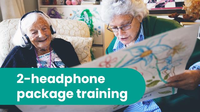 2-Headphone Package Training