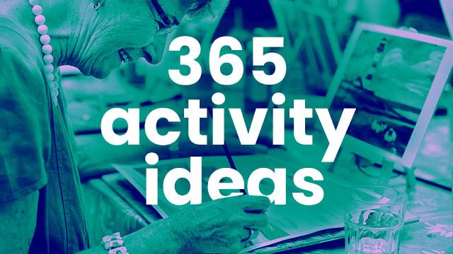 365 Activity Ideas