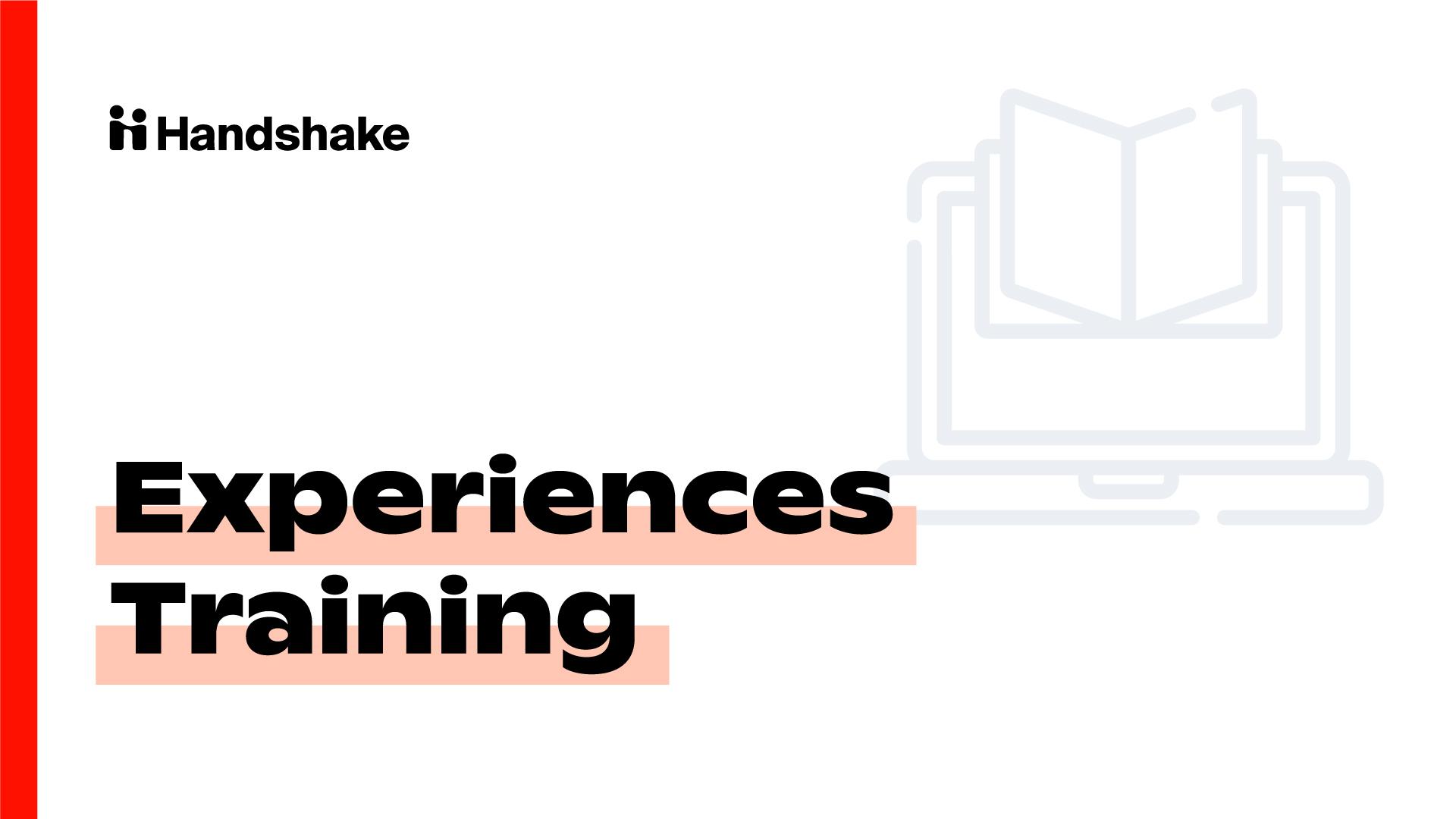 Experiences Training