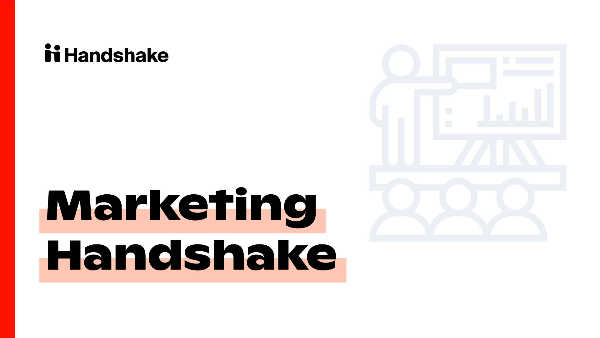 Marketing Handshake