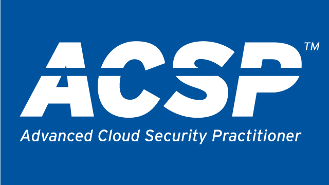 Advanced Cloud Security Practitioner