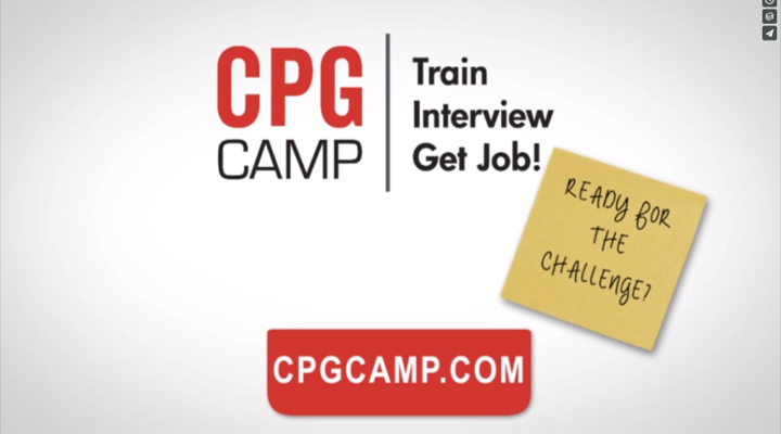 Resume Review by the CPG Camp Team