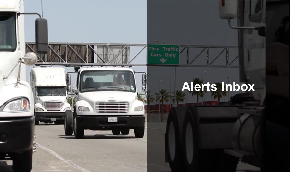 Fleet User - Alerts Inbox