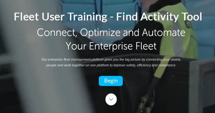Fleet User - Map Tools - Saved Views