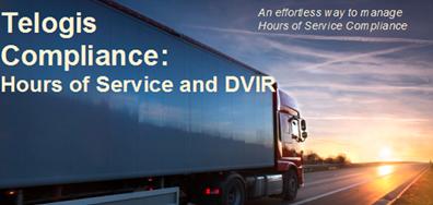 Fleet Compliance: Hours of Service and DVIR - (AOBRD)