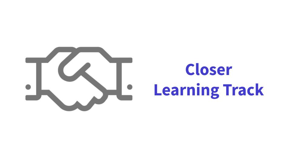 Closer Learning Track v2