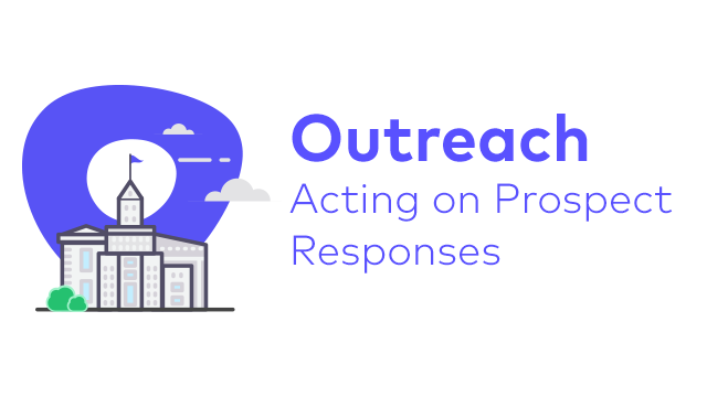 Acting on Prospect Responses