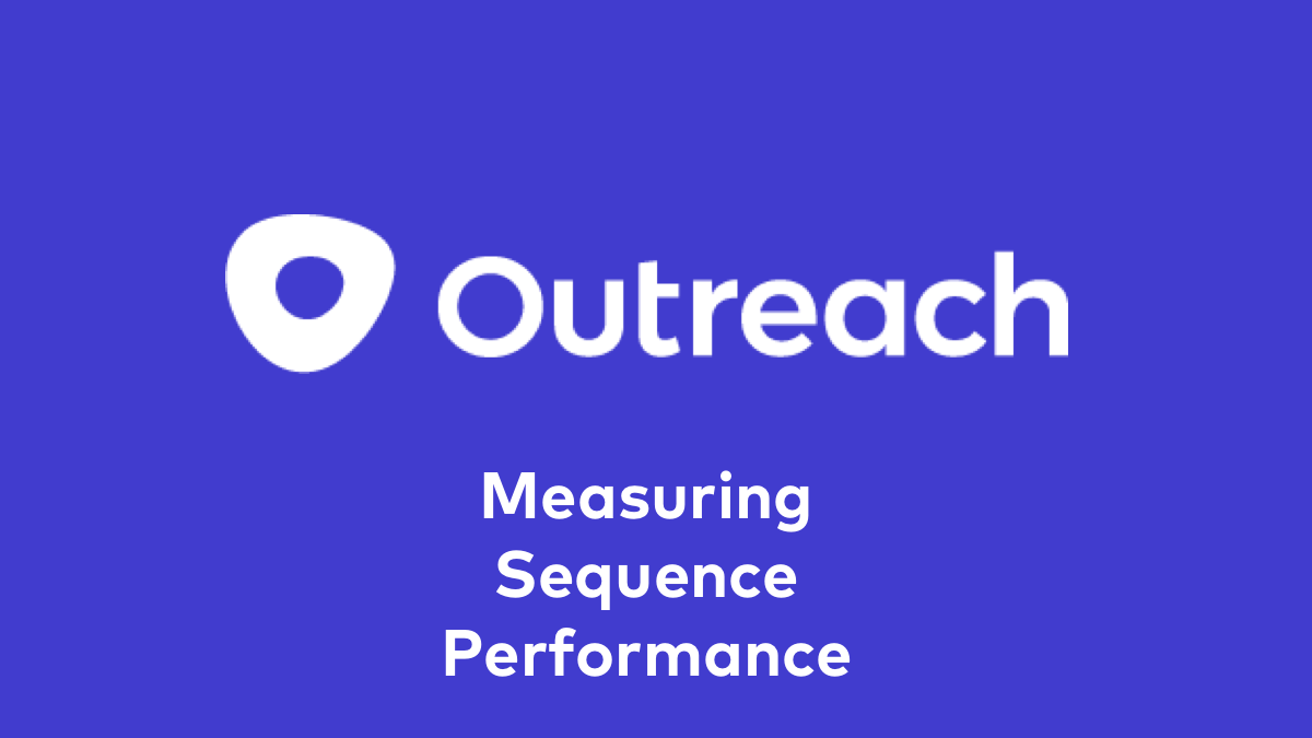 Measuring Sequence Performance