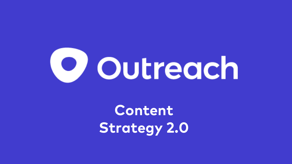 Content Strategy 2.0
