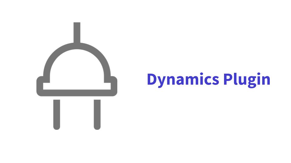 Dynamics Plugin for Admins